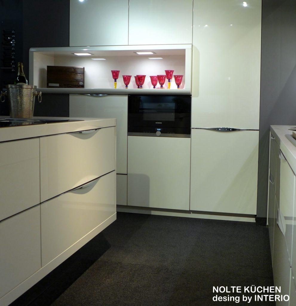 Wyprzedaz Kuchni Z Ekspozycji Nolte Kuchen Salony Interio